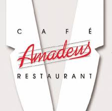 Logo Cafe Amadeus Maintal