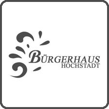 Logo Bürgerhaus Hochstadt