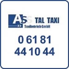 Logo Asstal Taxi Maintal