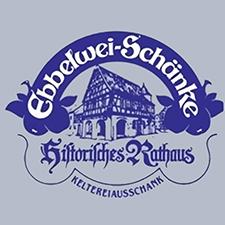 Logo Ebbelwei Schänke