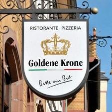 Logo Goldene Krone