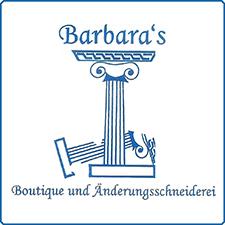Logo Barbaras Botique